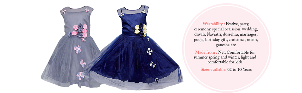 Very comfortable clothing for girls 2 to 10 years
