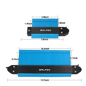 2 Pack Contour Gauge Duplicator