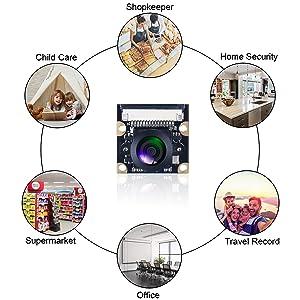 pi 4 camera