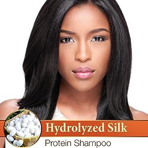 Royal Formula Argan Oil Hair Shampoo with Hydrolyzed Silk