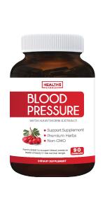 Natural Blood Pressure Treatment Capsules
