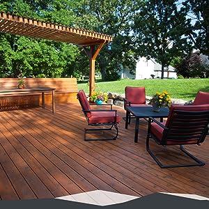 Aceite cuidado proteccion de madera para muebles natural incoloro W226-1L: Amazon.es: Bricolaje y herramientas