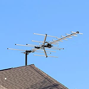 Five Star TV Antenna Outdoor Yagi Satellite HD Antenna