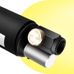Amzdeal Exzenter Poliermaschine Druckluft Polierer 16000 Rpm Mit Einstellbare Geschwindigkeit Mit Polierteller Polierenpad Schwammpad Wollscheibe Zum Polieren Von Auto Möbeln Metall Baumarkt