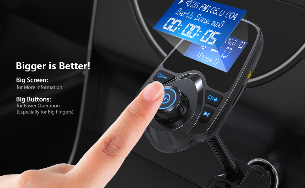 car bluetooth adapter