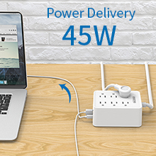 45w usb-c power adapter