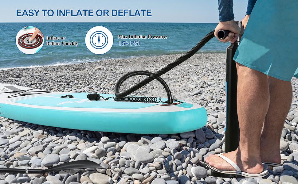 MaxKare Paddle Board