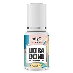 Ultra Bond Professional Eyelash Extension Glue Lash Extensions Adhesive Salon Classic & Volume Lash