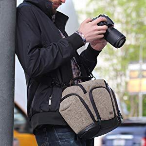 USA Gear Mochila Cámara de Fotos Réflex: Amazon.es: Electrónica