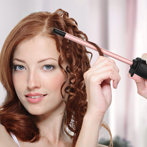 thin curling wand
