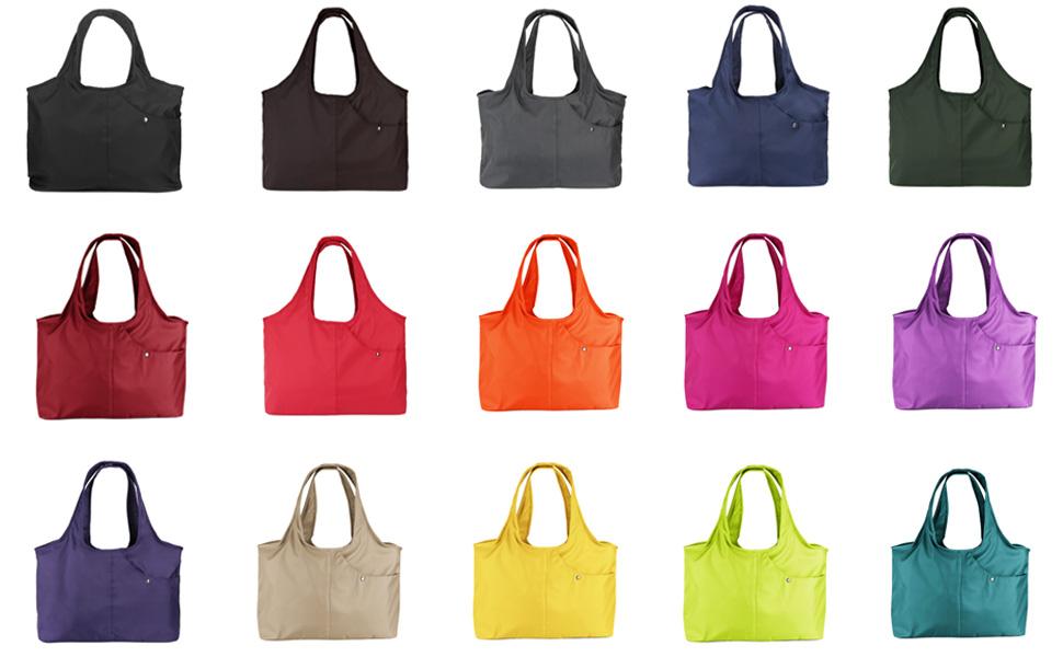 women solid colors shoulder bag