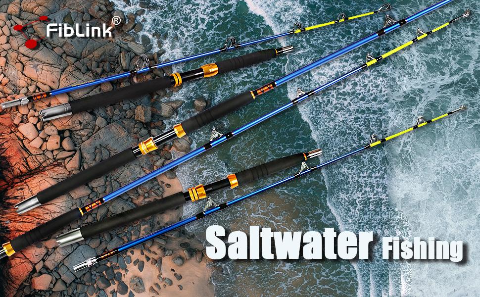 saltwater rod
