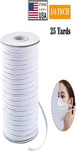 elastic string for masks