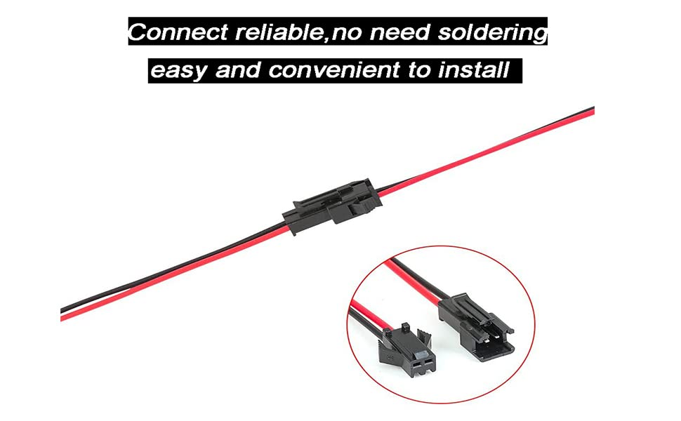 2 pin jst connector