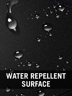 WORLDS FIRST WATER-REPELLENT MASK