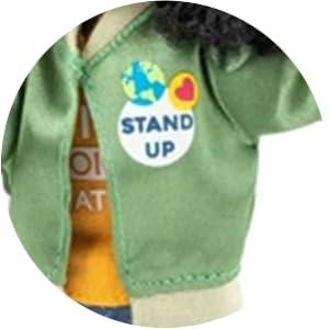 Lottie Dolls Kid Activist Doll Jacket