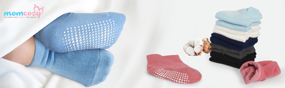 calzini neonata 0-3 mesi calzini antiscivolo neonato calze neonata calze bambina calzini neonato