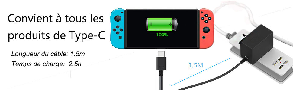 Chargeur AC