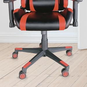 reclinabile a 180/° Predator Gaming Chair 10R in metallo e schiuma ad alta consistenza cuscino cervicale incluso PRIXTON Rosso Sedia gaming//Sedia da gaming con braccioli regolabili in altezza