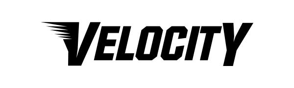 velocity logo lacrosse balls direct