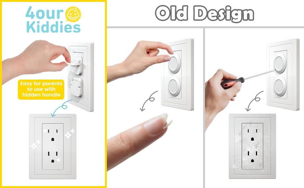 baby outlet cover outlet socket plug