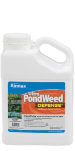 Pondweed defense
