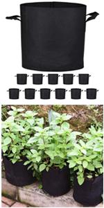 プランター 布鉢 栽培袋
