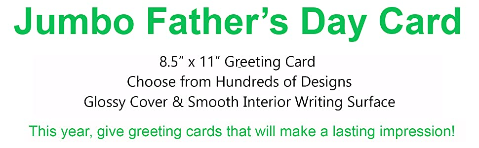Men, FATHERS DAY CARDS Like A Dad Adult