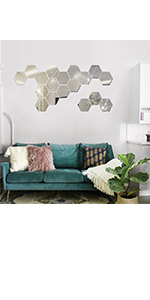 home wall 3d decals