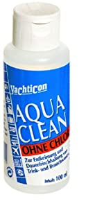 Pura Tank Aqua Clean ohne Chlor Trinkwassertank Reiniger Konservierer SET