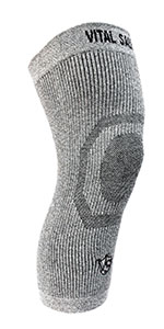 Comfort knee sleeve support running sports outdoor germanium bamboo charcoal men women unisex