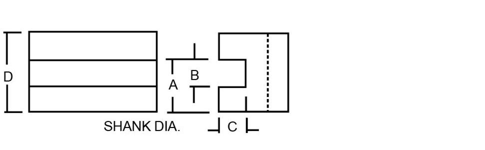 Diagram of Accusize Quick Change Turning amp; Facing Lathe Tool Post Holder