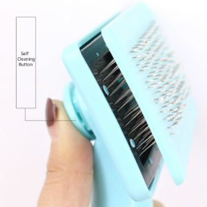 dog brushes for shedding short hair
