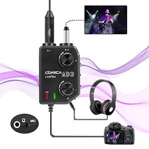 Audio Preamp
