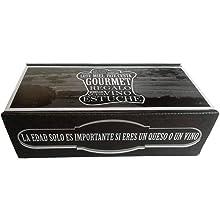 Caja de Regalo Gourmet con Patés de Paté Ibérico, Jamón York y ...