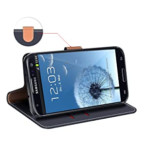 Custodia Portafoglio Samsung Galaxy S3