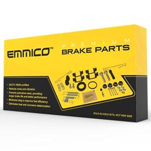 emmico brake parts