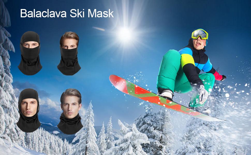 Windproof Ski Mask