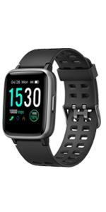 willful smart watch for men women android phones iphone samsung