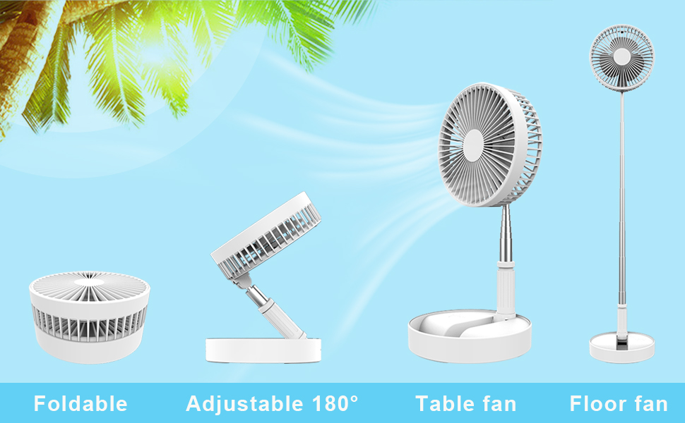 Classic &Stylish design for desk and table fans,floor Air Circulator Fan
