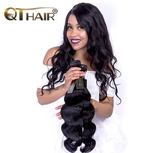 brazilian virgin body wave human hair