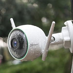 IP67 Weatherproof
