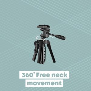 free neck movement