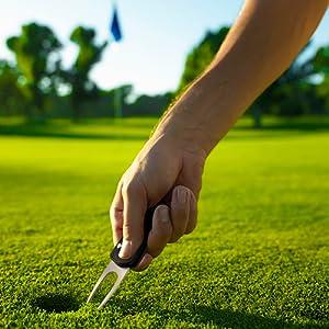 Golf Divot Tool