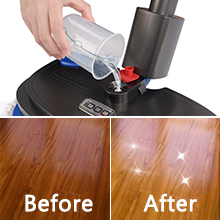 hardwood floor mop