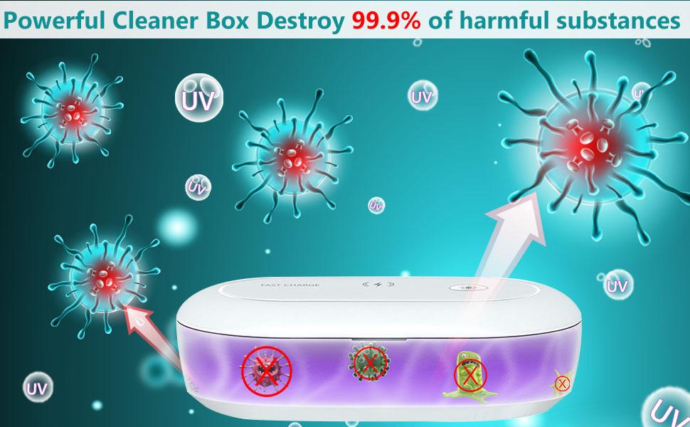 phone sanitizer