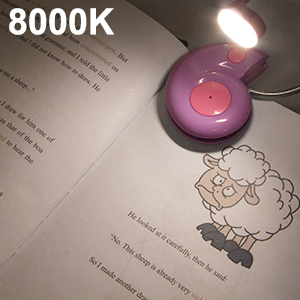 travel reading lights
