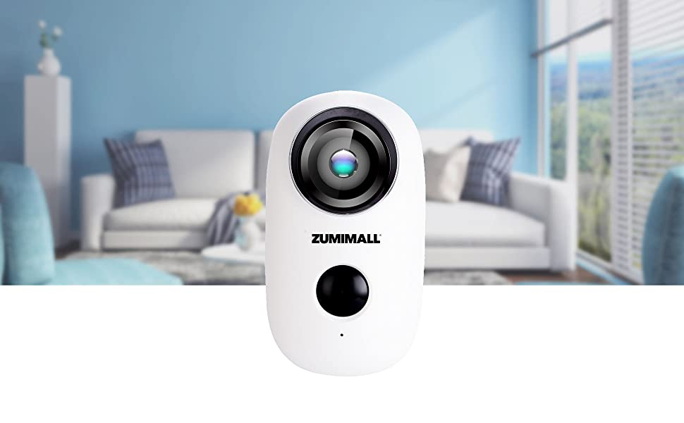 zumimall wifi camera
