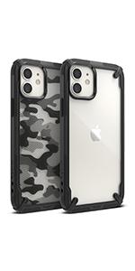 Ergonomic, protection maximized rugged case