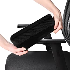 gaming chair armrest covers